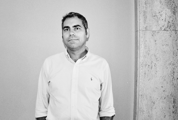 Alberto Muñoz Cabanes entrevistado para la revista Hispatrading